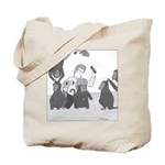Monkey Island - no text Tote Bag