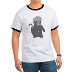 Monkey Hair Ringer T