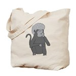 Monkey Hair Tote Bag