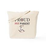 Proud Pet Parent Tote Bag