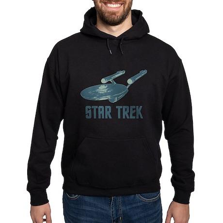 Retro Enterprise Hoodie (dark)