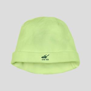 Retro Enterprise baby hat