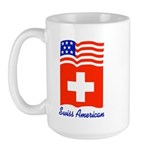 Swiss American Large Mug