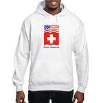 Swiss American Hooded Sweatshirt