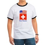 Swiss American Ringer T