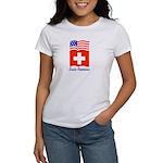 Swiss American Women's T-Shirt