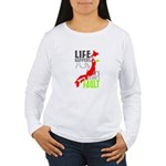 JAPANAIDE Women's Long Sleeve T-Shirt