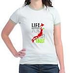 JAPANAIDE Jr. Ringer T-Shirt