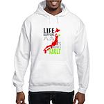 JAPANAIDE Hooded Sweatshirt