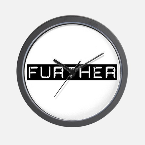 Further Wall Clock