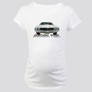Vanishing Point Maternity T-Shirt