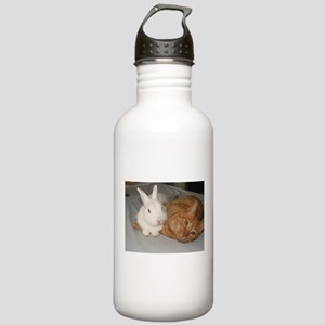 Bunny_Cat Stainless Water Bottle 1.0L