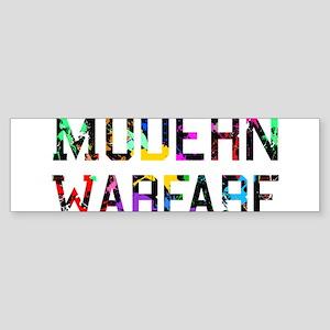 """Modern Warfare"" Sticker (Bumper)"