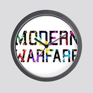 """""""Modern Warfare"""" Wall Clock"""
