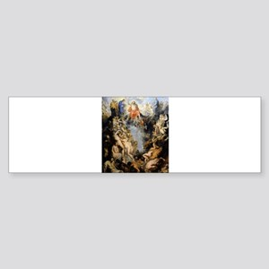 The Last Judgement Sticker (Bumper)