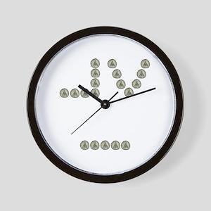 Mormon Wall Clock