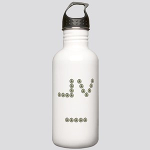 Mormon Stainless Water Bottle 1.0L