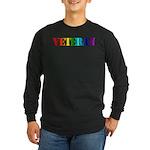 Veteran Long Sleeve Dark T-Shirt