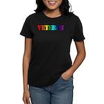 Veteran Women's Dark T-Shirt