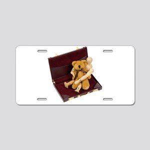 BusinessInnerChild123109.pn Aluminum License Plate