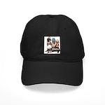 Bum Sniffing Dogs Black Cap