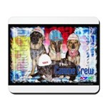 Bum Sniffing Dogs Mousepad