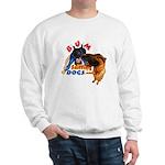 Bum Sniffing Dogs Sweatshirt
