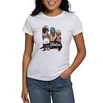 Bum Sniffing Dogs Women's T-Shirt