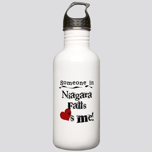 Niagara Falls Loves Me Stainless Water Bottle 1.0L