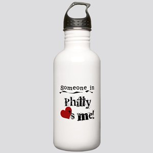 Philly Loves Me Stainless Water Bottle 1.0L