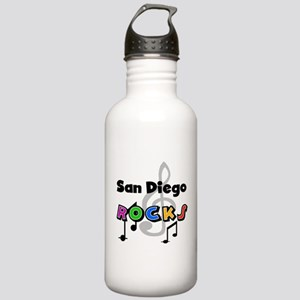 San Diego Rocks Stainless Water Bottle 1.0L