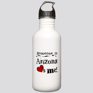 Someone in Arizona Stainless Water Bottle 1.0L