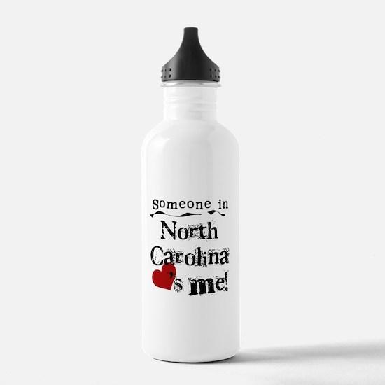 Someone in North Carolina Water Bottle