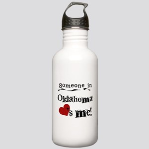 Someone in Oklahoma Stainless Water Bottle 1.0L