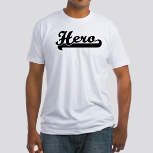 Hero Fitted T-Shirt