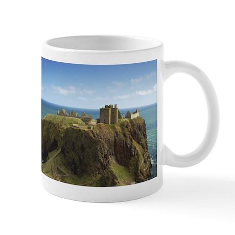 Dunnottar Castle, Scotland - Mug