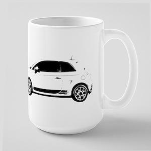 Fiat 500 Large Mug
