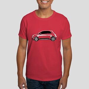 Fiat 500 Dark T-Shirt