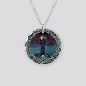 Circe Invidiosa Necklace Circle Charm