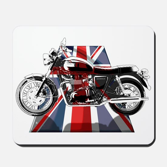 British Bonneville Mousepad