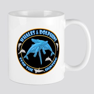 Stop Hunting Whales Mug