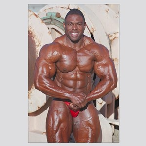 Rod Ketchens #76 Large Poster Most Muscular