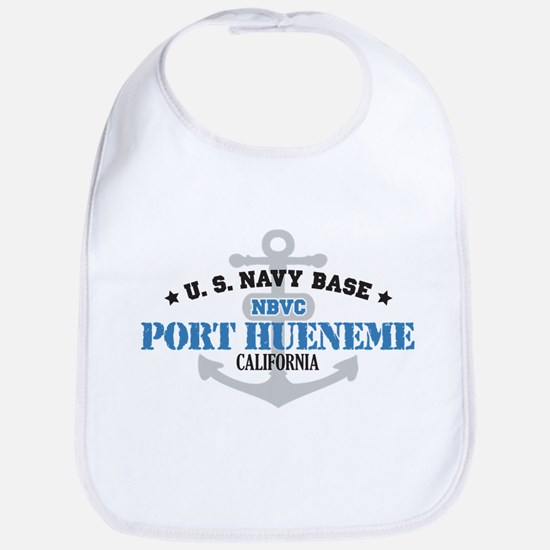 US Navy Port Hueneme Lake Bas Bib