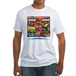 Gottlieb® Duotron Pinball Fitted T-Shirt