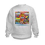 Gottlieb® Duotron Pinball Kids Sweatshirt