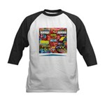 Gottlieb® Duotron Pinball Kids Baseball Jersey