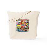 Gottlieb® Duotron Pinball Tote Bag