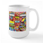 Gottlieb® Duotron Pinball Large Mug