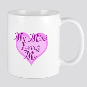 My Mimi Loves Me Mug