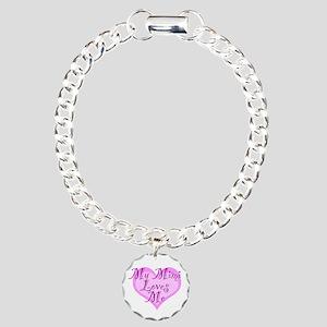 My Mimi Loves Me Charm Bracelet, One Charm